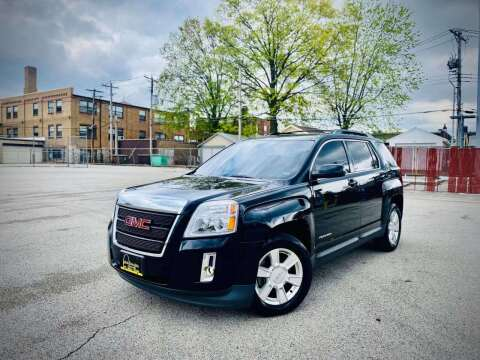 2011 GMC Terrain for sale at ARCH AUTO SALES in St. Louis MO