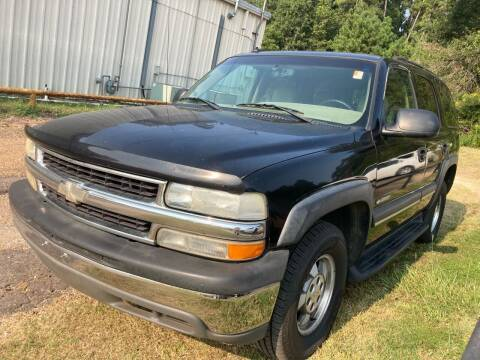 2003 Chevrolet Tahoe for sale at Peppard Autoplex in Nacogdoches TX