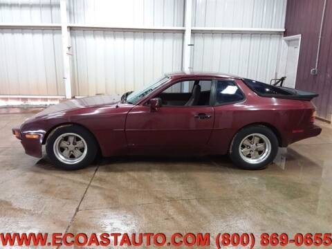 1984 Porsche 944 for sale at East Coast Auto Source Inc. in Bedford VA