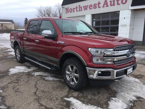2018 Ford F-150 for sale at Northwest Auto Sales & Service Inc. in Meeker CO