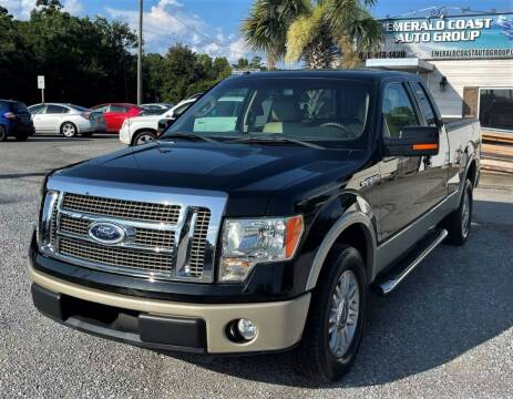 2010 Ford F-150 for sale at Emerald Coast Auto Group LLC in Pensacola FL