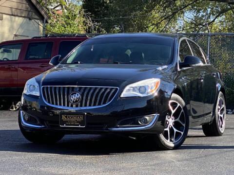 2017 Buick Regal for sale at Kugman Motors in Saint Louis MO