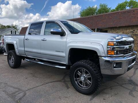 2015 Chevrolet Silverado 2500HD for sale at Approved Motors in Dillonvale OH