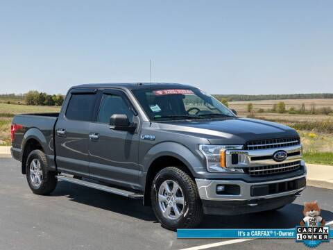 2018 Ford F-150 for sale at Bob Walters Linton Motors in Linton IN