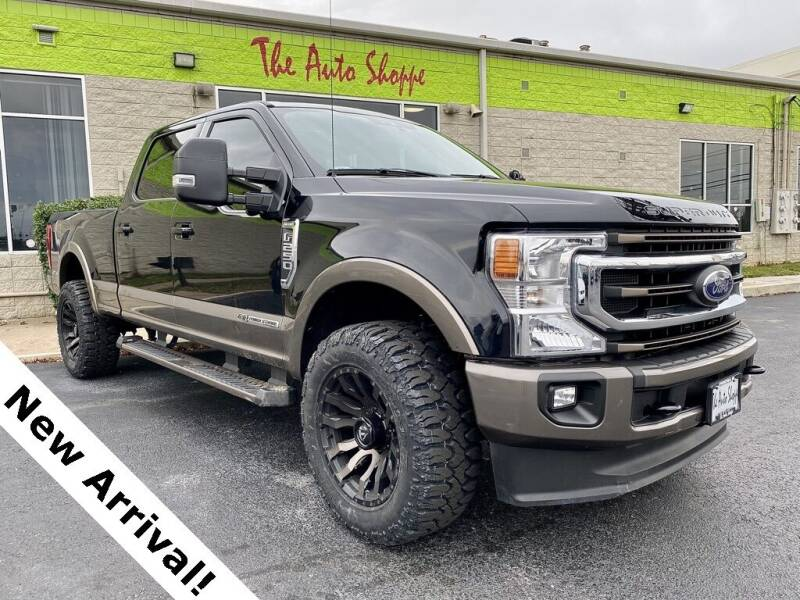 2020 Ford F-250 Super Duty for sale at The Auto Shoppe in Springfield MO