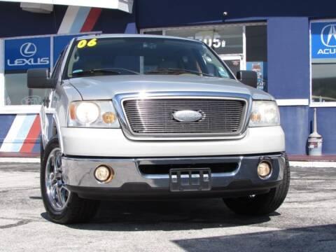 2006 Ford F-150 for sale at VIP AUTO ENTERPRISE INC. in Orlando FL