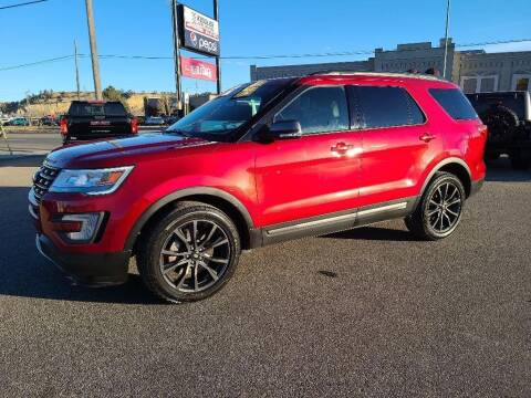 2017 Ford Explorer for sale at Kessler Auto Brokers in Billings MT