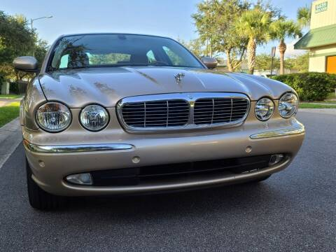 2005 Jaguar XJ-Series for sale at Monaco Motor Group in Orlando FL
