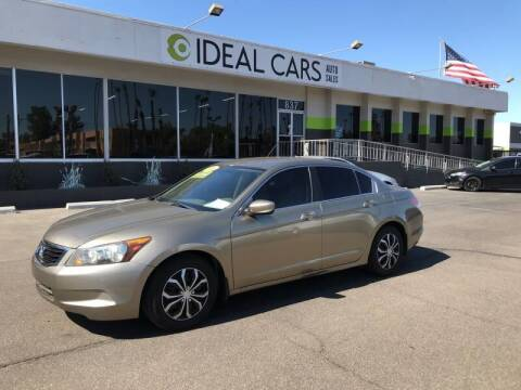 2010 Honda Accord for sale at Ideal Cars Apache Trail in Apache Junction AZ