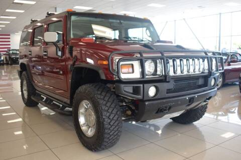 2003 HUMMER H2 for sale at Legend Auto in Sacramento CA
