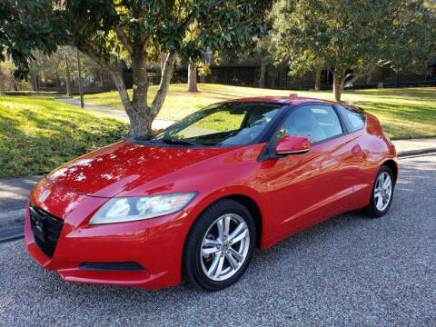 2011 Honda CR-Z for sale at Houston Auto Preowned in Houston TX