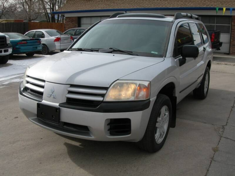 2005 Mitsubishi Endeavor for sale at Springs Auto Sales in Colorado Springs CO