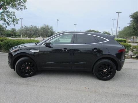 2018 Jaguar E-PACE for sale at Auto Sport Group in Delray Beach FL