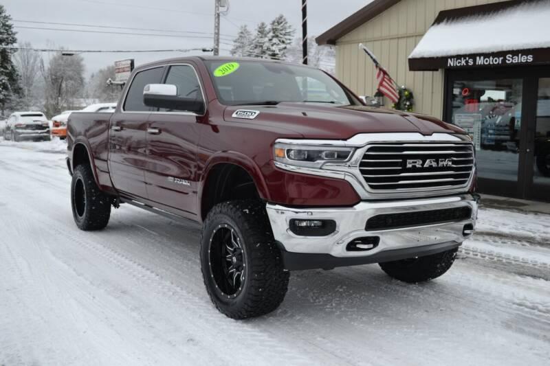 2019 RAM Ram Pickup 1500 for sale at Nick's Motor Sales LLC in Kalkaska MI