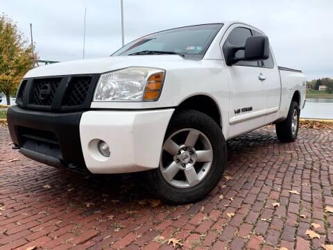 2006 Nissan Titan for sale at PUTNAM AUTO SALES INC in Marietta OH