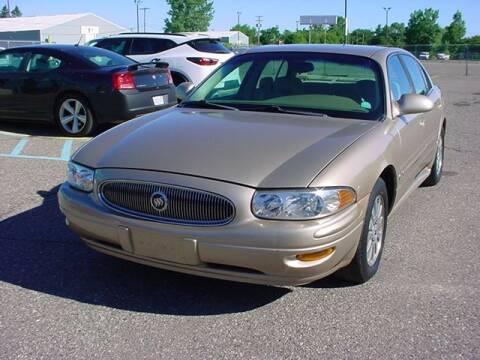 2005 Buick LeSabre for sale at VOA Auto Sales in Pontiac MI