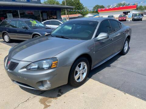 2007 Pontiac Grand Prix for sale at Wise Investments Auto Sales in Sellersburg IN