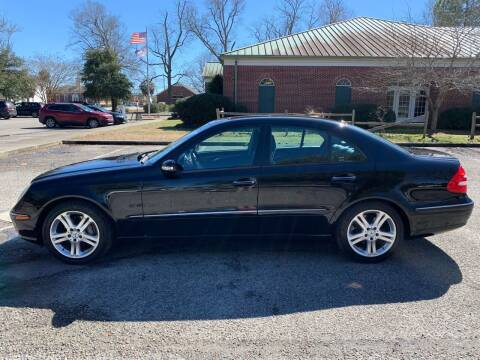 2004 Mercedes-Benz E-Class for sale at Auddie Brown Auto Sales in Kingstree SC