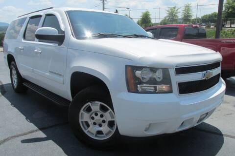 2007 Chevrolet Suburban for sale at Tilleys Auto Sales in Wilkesboro NC