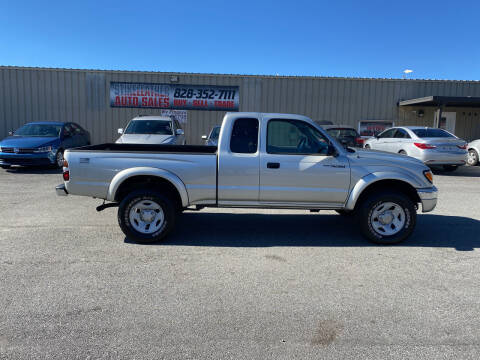2004 Toyota Tacoma for sale at Stikeleather Auto Sales in Taylorsville NC