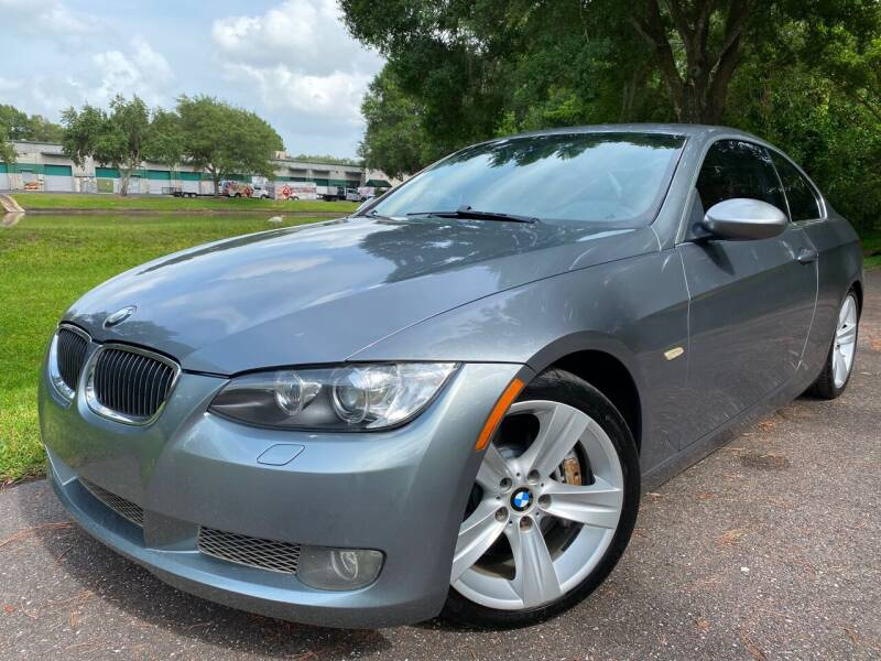 2007 BMW 3 Series for sale at Powerhouse Automotive in Tampa FL