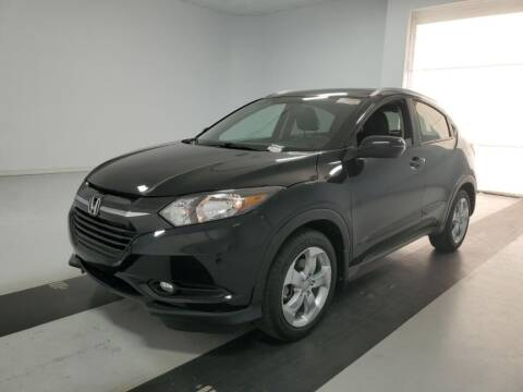 2016 Honda HR-V for sale at A.I. Monroe Auto Sales in Bountiful UT