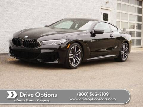 2020 BMW 8 Series for sale at Drive Options in North Olmsted OH