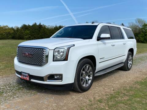 2015 GMC Yukon XL for sale at TINKER MOTOR COMPANY in Indianola OK