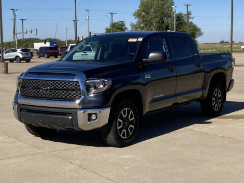 2019 Toyota Tundra for sale at LANDMARK OF TAYLORVILLE in Taylorville IL