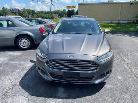 2013 Ford Fusion Hybrid for sale at Certified Motors in Bear DE