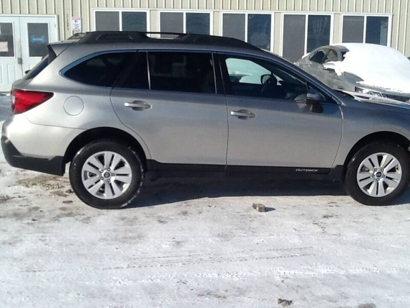 2019 Subaru Outback for sale at Garys Sales & SVC in Caribou ME