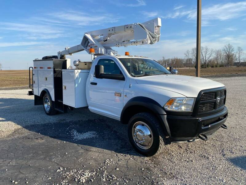 2012 RAM Ram Chassis 5500 for sale at MOES AUTO SALES in Spiceland IN