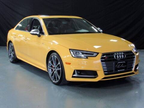 2018 Audi S4 for sale at DeluxeNJ.com in Linden NJ