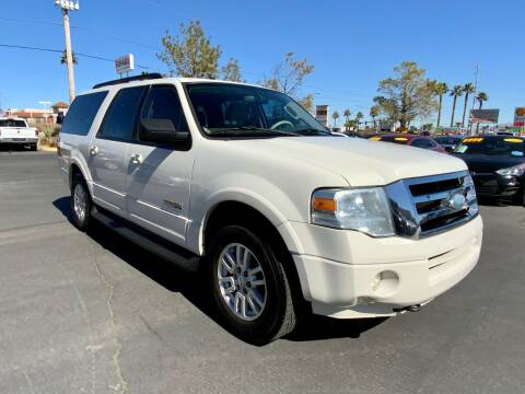 2008 Ford Expedition EL for sale at Charlie Cheap Car in Las Vegas NV