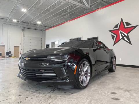 2016 Chevrolet Camaro for sale at CarNova - Shelby Township in Shelby Township MI