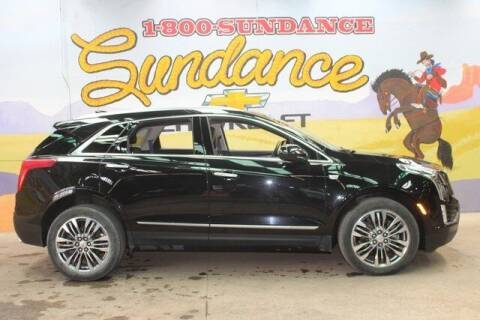 2017 Cadillac XT5 for sale at Sundance Chevrolet in Grand Ledge MI