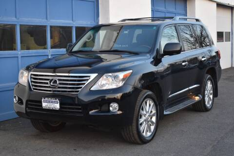 2009 Lexus LX 570 for sale at IdealCarsUSA.com in East Windsor NJ