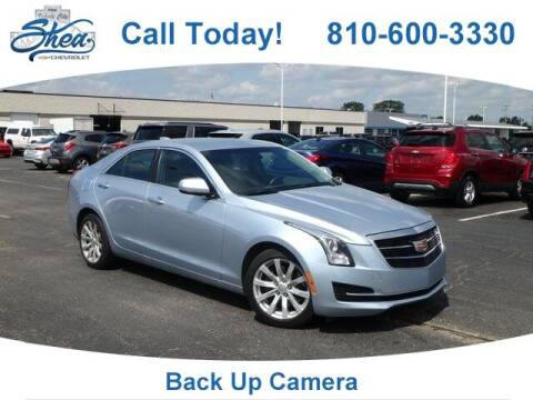 2017 Cadillac ATS for sale at Erick's Used Car Factory in Flint MI