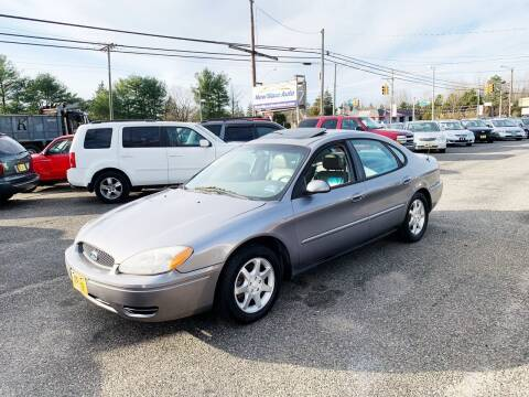 2006 Ford Taurus for sale at New Wave Auto of Vineland in Vineland NJ