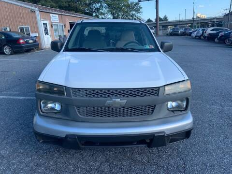 2004 Chevrolet Colorado for sale at YASSE'S AUTO SALES in Steelton PA