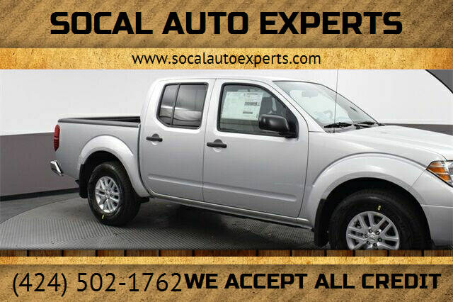 2019 Nissan Frontier for sale at SoCal Auto Experts in Culver City CA