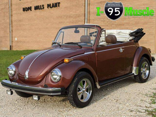 1978 Volkswagen Super Beetle for sale in Hope Mills, NC