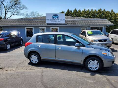 2011 Nissan Versa for sale at Top Notch Auto Sales LLC in Bluffton IN