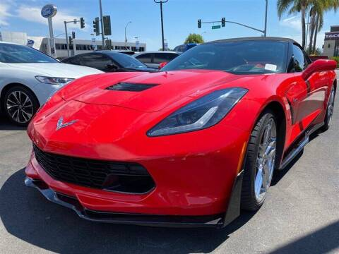 2014 Chevrolet Corvette for sale at Carmania of Stevens Creek in San Jose CA