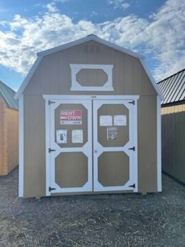 2020 Lofted Barn 10x16 for sale at Auto Image Auto Sales Chubbuck in Chubbuck ID
