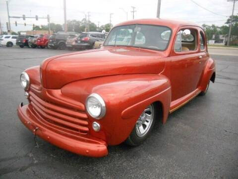 1947 Ford Coupe for sale at Windsor Auto Sales in Loves Park IL