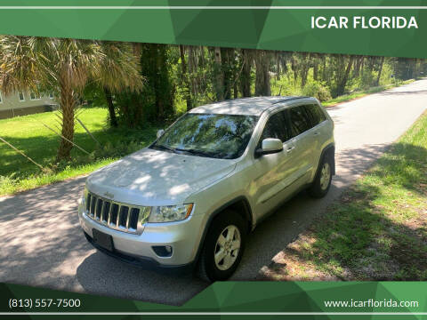 2012 Jeep Grand Cherokee for sale at ICar Florida in Lutz FL