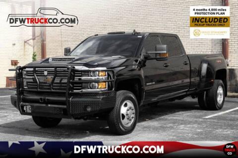 2018 Chevrolet Silverado 3500HD for sale at DFWTRUCKCO.COM LLC in Dallas TX