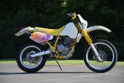 1992 Suzuki DR 350 for sale at Car Wash Cars Inc in Glenmont NY