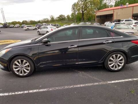 2011 Hyundai Sonata for sale at AFFORDABLE DISCOUNT AUTO in Humboldt TN